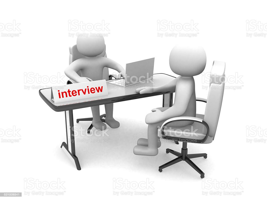 3d people - men, person - talking toge stock photo
