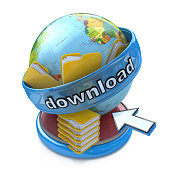istock 3d planet download and file folders 508253844