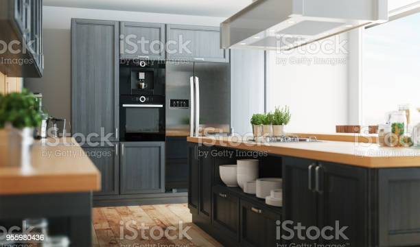 3d realistic modern country kitchen picture id955980436?b=1&k=6&m=955980436&s=612x612&h=iamndsghdviqu4hn6usmx99oideiamlhmrhadu4xubu=
