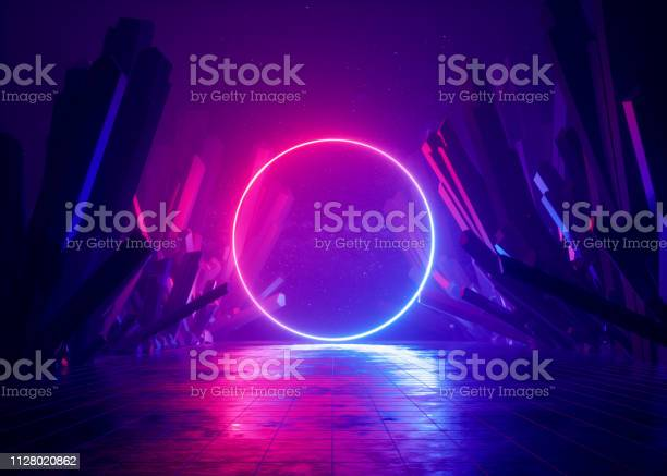 3d render abstract background cosmic landscape round portal pink blue picture id1128020862?b=1&k=6&m=1128020862&s=612x612&h=a w3g o6mmpvut 2nyluxibyaeis78f8f8yrdvoqqa4=