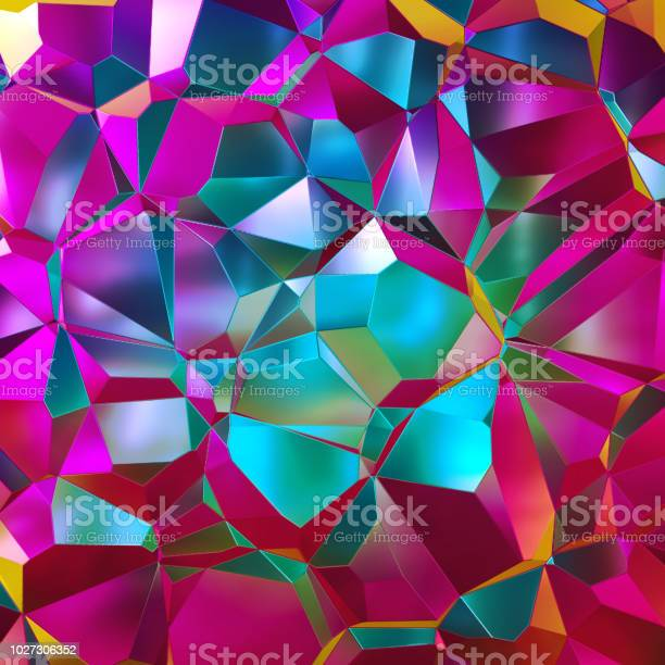 3d render abstract crystallized background emerald fuchsia palette picture id1027306352?b=1&k=6&m=1027306352&s=612x612&h=aqepexolbfrntez s2prbjxsyqeg8yv1til0hz874fy=