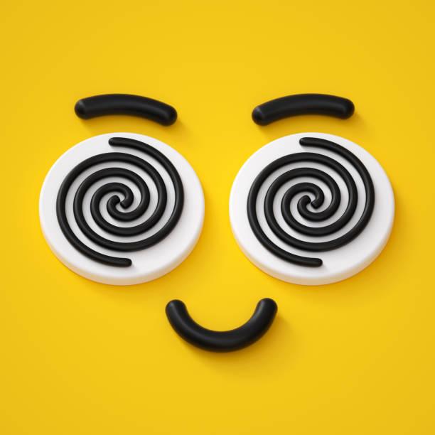 3d render abstract emotional crazy face icon hypnotic eyes hypnotized picture id879286716?b=1&k=6&m=879286716&s=612x612&w=0&h= aybwogdmkht92fzxuwc1efbniki7umwbqzmezrneek=