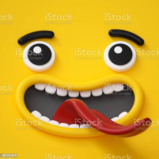 3d render abstract emotional face icon excited character illustration picture id857374976?b=1&k=6&m=857374976&s=612x612&h=c5x7 8 t75kbddqtyzid29xo hh0c6 piezvwnunwjg=