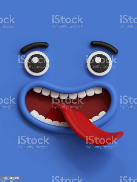 3d render abstract emotional face icon excited character illustration picture id940109386?b=1&k=6&m=940109386&s=612x612&h=61df jgblq0cmazxwxnlwfph9yko0byekqojjuxi6as=