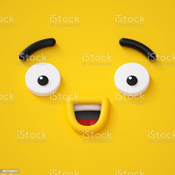 3d render abstract emotional happy face icon wondering character picture id862036820?b=1&k=6&m=862036820&s=612x612&h=do eus56hodjxa7o8btcwepm94tnln2bhk rto8ubi8=