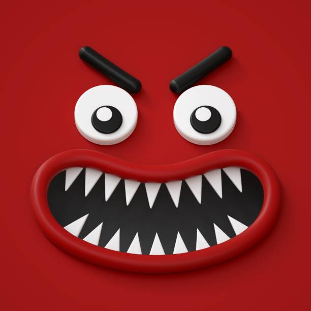 3d render abstract red emotional face icon angry character going mad picture id940109184?b=1&k=6&m=940109184&s=612x612&w=0&h=  purvqkctjhhy8oa9lplei0ywu9xt2grvdihbg0f8u=