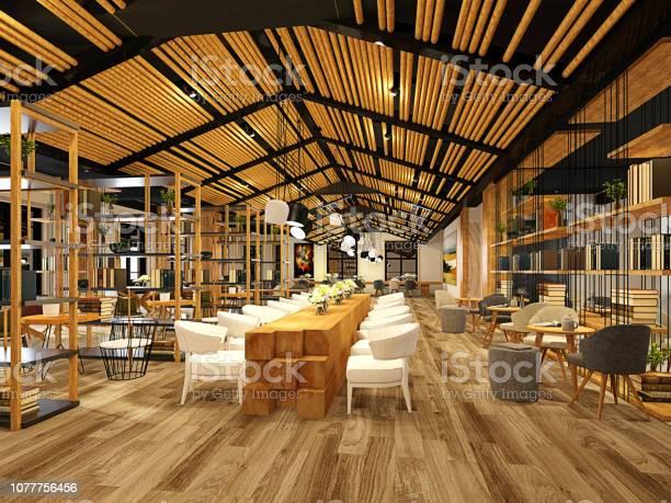 3d render cafe restaurant interior view picture id1077756456?b=1&k=6&m=1077756456&s=612x612&h=5fkcyx2ak trasvhkx8azjiqdgq5v9girxec4ycgdlg=
