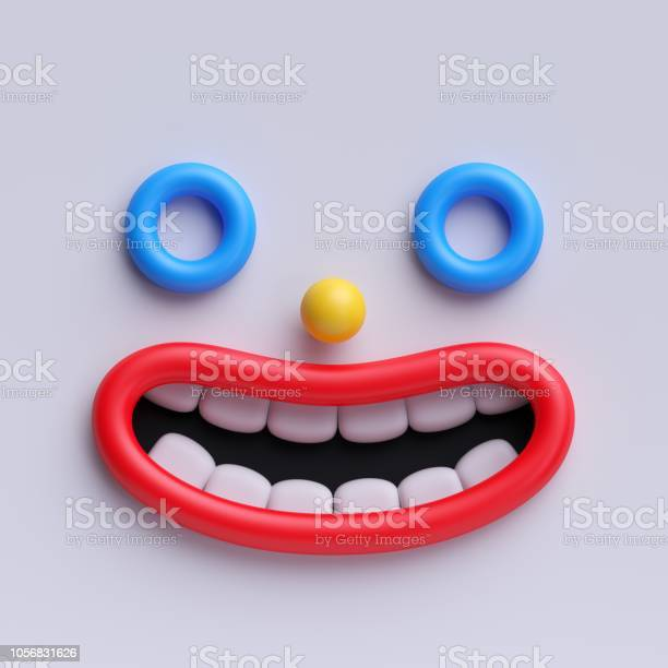3d render cartoon smiley face icon happy simple emoticon character picture id1056831626?b=1&k=6&m=1056831626&s=612x612&h=ycisy1ssxta uu86ifbilkzakim6rmqwvaq5atlqubo=