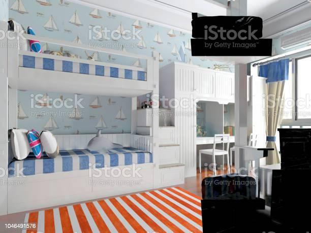 3d render child bedroom picture id1046491576?b=1&k=6&m=1046491576&s=612x612&h=wdziyvlh2nptiundmrddw3xgsvwf95qj8iqhznca5mw=