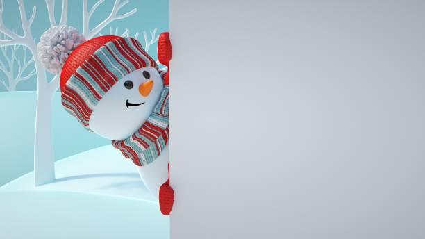 3d render cute snowman playing hide and seek looking out the corner picture id1056829102?b=1&k=6&m=1056829102&s=612x612&w=0&h=kpljdwgy7xlqs0tpsstuhuiahgu1o1csqdjboiczqto=