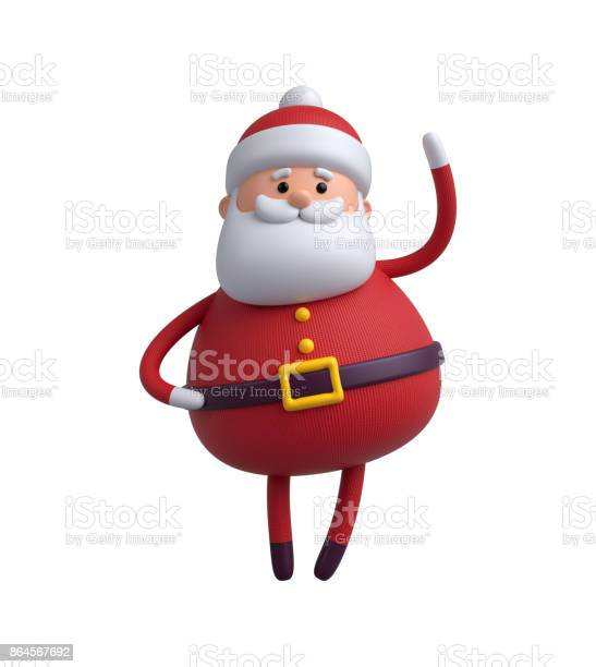 3d render digital illustration santa claus cartoon character toy on picture id864567692?b=1&k=6&m=864567692&s=612x612&h=khvqr2x wali1xb mlbf0tekhkgwleinwf5z6wodaoi=