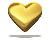 3d Render Heart