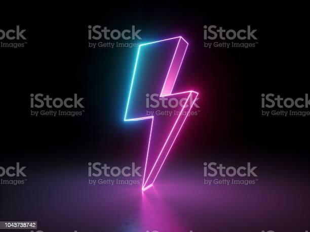 3d render lightning electric power symbol retro neon glowing sign on picture id1043738742?b=1&k=6&m=1043738742&s=612x612&h=fz16bs cwfhulhdfm2qv7ha1ag8ccfm4eevi4qj4kgo=