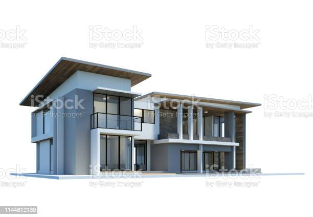 3d render modern of house isolated on a white background picture id1144612139?b=1&k=6&m=1144612139&s=612x612&h=jzdcmgjdbmk36etmuxj2wx2nvd7epq3h5qtonwmyf y=