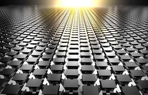 602331300 istock photo 3d render of abstract floor with sun reflection 1017787090