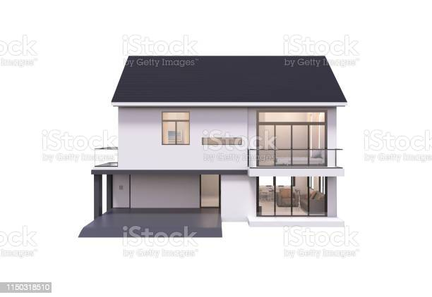 3d render of house isolated on a white picture id1150318510?b=1&k=6&m=1150318510&s=612x612&h=guk7 icywobflkb4ej77ox9dgj fpgqnlvd6d5vhba4=