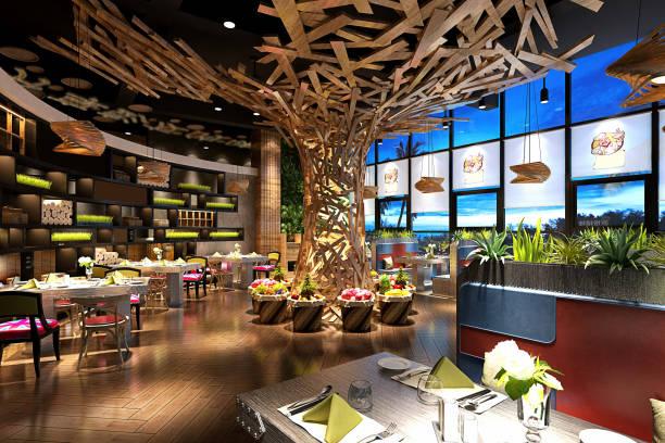 3d render of luxury restaurant picture id1084572788?b=1&k=6&m=1084572788&s=612x612&w=0&h= aok1ayr8 ermn0h2bdzgeikfgtg8axaehlti4mvq8u=