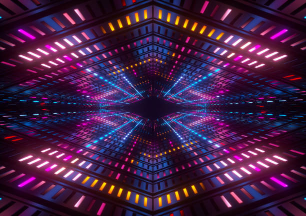 3d render pink blue yellow neon lights bright colorful tunnel picture id842809176?b=1&k=6&m=842809176&s=612x612&w=0&h=0pb53rr8wwfivosnbwdnj koglxcrxkb3hql5b4vidk=