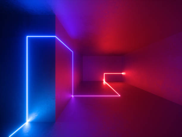 3d render red blue neon lights indoor virtual reality glowing lines picture id962182116?b=1&k=6&m=962182116&s=612x612&w=0&h= 1muoy9gbhh9mbqwficilhjkg 4v9mk4rtnvdtfvzeg=