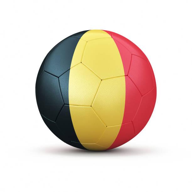 3d Render Soccerball stock photo
