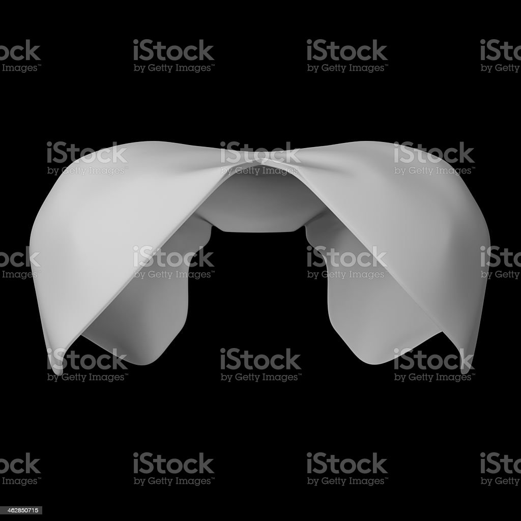 3d rendered illustration of a diaphragm royalty-free stock photo