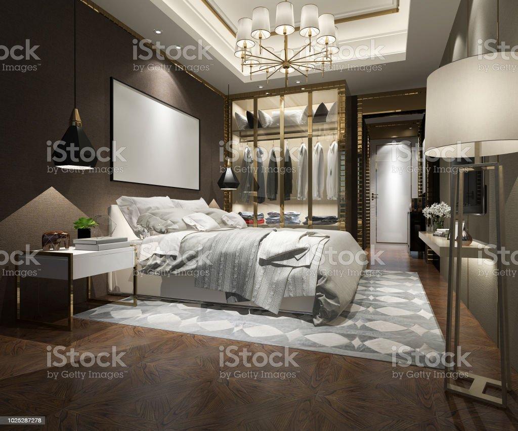 Photo Libre De Droit De Suite De Chambre A Coucher Moderne