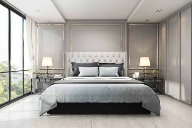 3d rendering modern luxury classic bedroom with marble decor picture id912107298?b=1&k=6&m=912107298&s=612x612&w=0&h=vxuhksqkbeju ri e8oftu khzod4nsqhwqozecd  o=