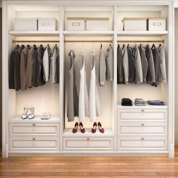 Best Organized Closet Stock Photos Pictures Amp Royalty