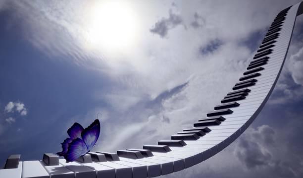 3d rendering of a beautiful purple butterfly sitting on a large piano picture id1185766480?b=1&k=6&m=1185766480&s=612x612&w=0&h=tx uqwjyenybbu0kz5e9jkv2ah1zo8lu p5cniao1q4=