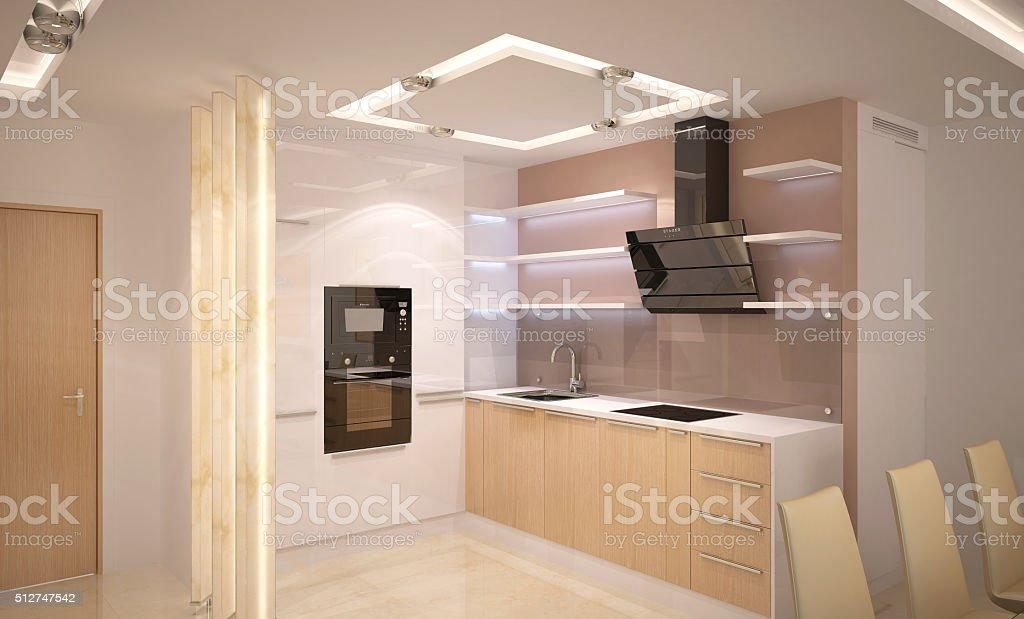 Increíble Cocina 3d En Línea Planificador De Diseño Libre Fotos ...