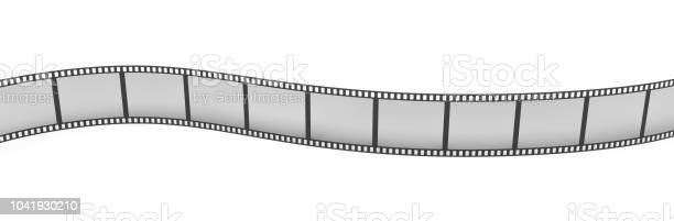 3d rendering of a single film strip arranged in turns and bends on picture id1041930210?b=1&k=6&m=1041930210&s=612x612&h=f6322x4smdh89adbnb0nqkfwd ebotxnvma71qx inw=