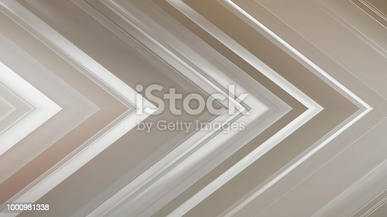 istock 3d rendering of an abstract angular composition consisting of panels and lines 1000981338