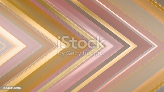 istock 3d rendering of an abstract angular composition consisting of panels and lines 1000981356