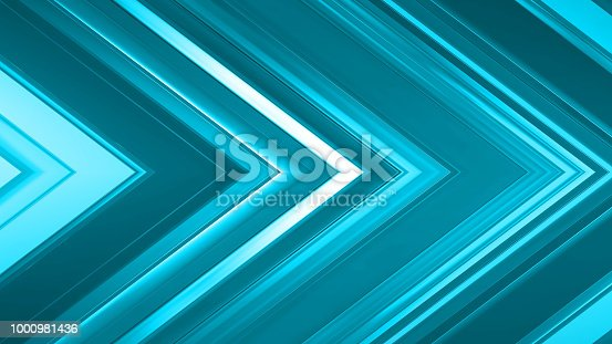 istock 3d rendering of an abstract angular composition consisting of panels and lines 1000981436