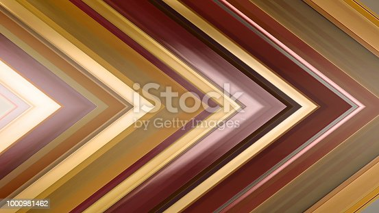 istock 3d rendering of an abstract angular composition consisting of panels and lines 1000981462