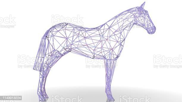 3d rendering of an artistic animal with reflection isolated on white picture id1143013224?b=1&k=6&m=1143013224&s=612x612&h=ffilw8pc nf81n 62dealslmkupj9just3xu1ct3elk=