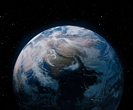 989624498 istock photo 3d rendering of earth 1183250340