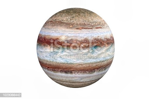 istock 3d rendering of Jupiter planet 1023066442