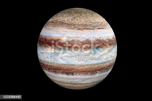 istock 3d rendering of Jupiter planet 1023066492