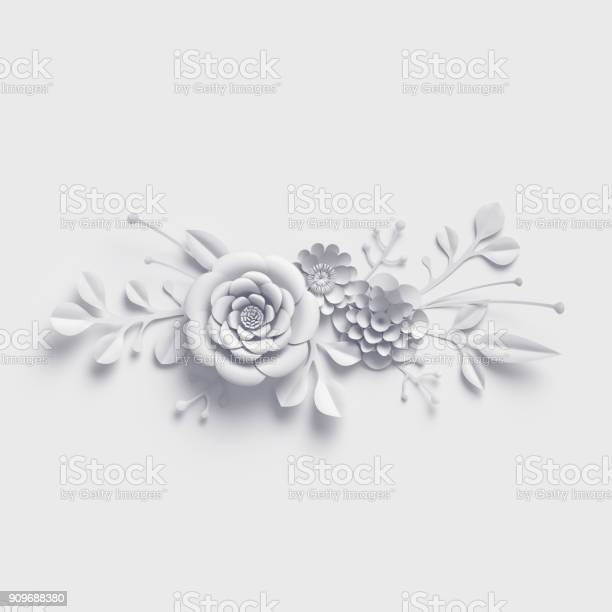 3d rendering white paper flowers background isolated botanical clip picture id909688380?b=1&k=6&m=909688380&s=612x612&h=csgrh5jz uv mc9pc2qlxyyxvgpn2prk pgtxa7gih0=