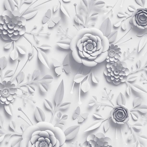 3d rendering white paper flowers botanical background bridal bouquet picture id909688456?b=1&k=6&m=909688456&s=612x612&w=0&h=qzjivxe dmqvabz25gvus4b4s06wt0e6 5buusklopu=