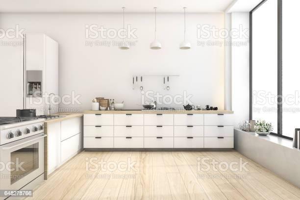 3d rendering white scandinavian style kitchen with lamp picture id648278766?b=1&k=6&m=648278766&s=612x612&h=9kdgjf0o8x9wskegbnijffn4kyoyypd1fwug2sm7grq=