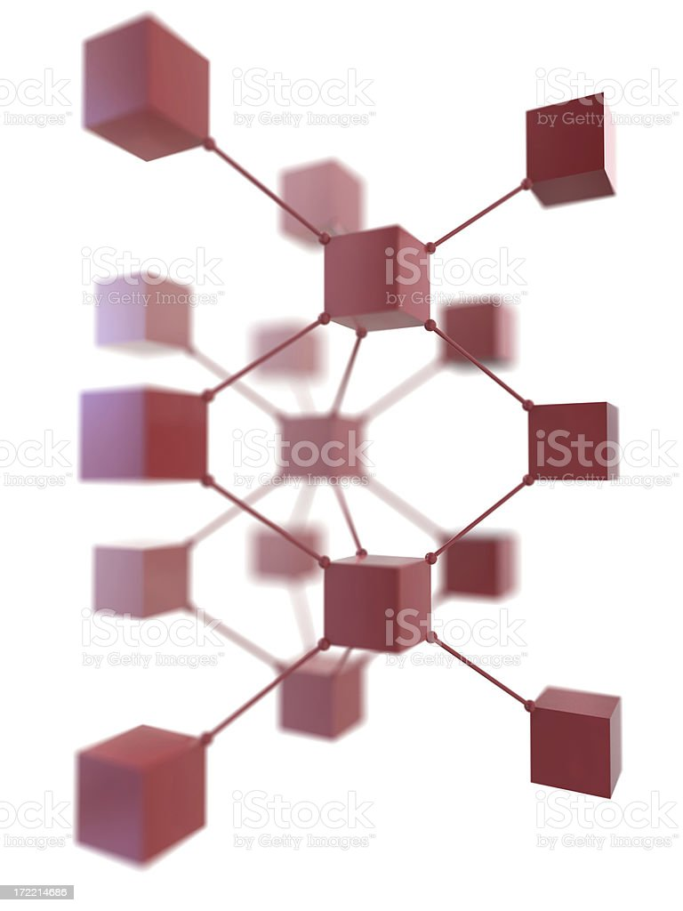 3d scheme - Royalty-free Abstract Stock Photo