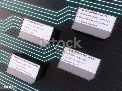 1161501551 istock photo 3d shape high performance graph 176996110