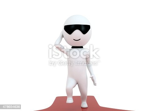 469720582 istock photo 3d small people making a choice on crossroads 478654636