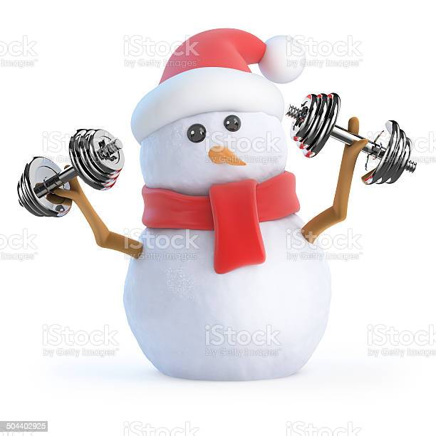 3d snowman works out with weights picture id504402925?b=1&k=6&m=504402925&s=612x612&h=tm8ypwcbsrhroezec2kmfzmop69vn  zlebldmria 8=