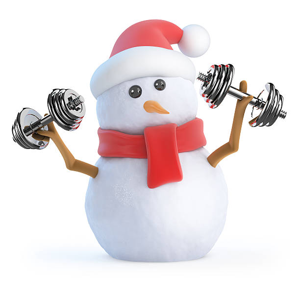 3d snowman works out with weights picture id504402925?b=1&k=6&m=504402925&s=612x612&w=0&h=oj1z1xcxgsc3rjkwxlovmptmd3vxh6khovsxhlf3twy=