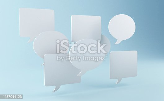 istock 3d Speech Bubble 1137044123