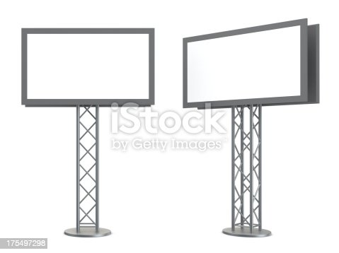 istock 3d stand with video wall 175497298