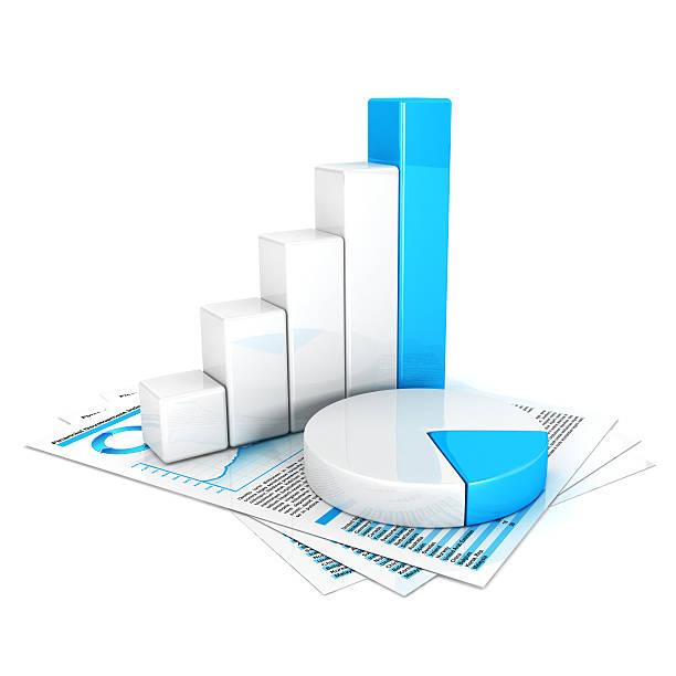 3d statistics - 剪貼畫 個照片及圖片檔